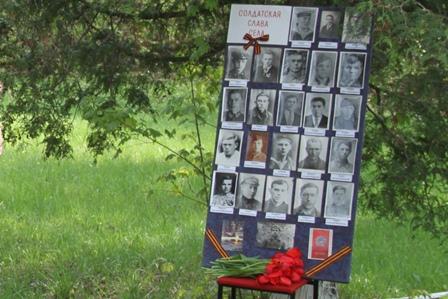 Празднование 67 годовщины победы в Великой Отечественной войне.