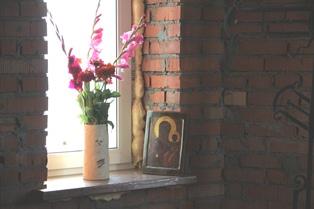 Престольный праздник строящегося храма-часовни в деревне Молитвино