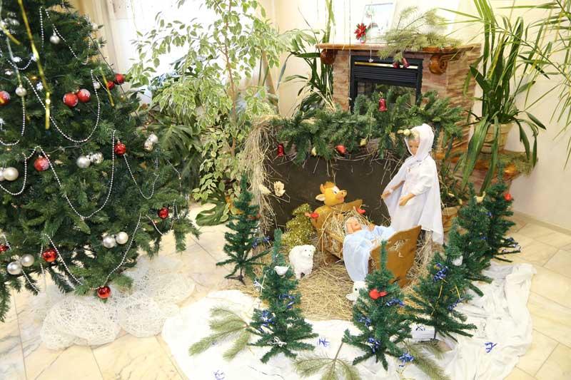 Рождество Христово 2015 года в Черкизовском психоневрологическом интернате