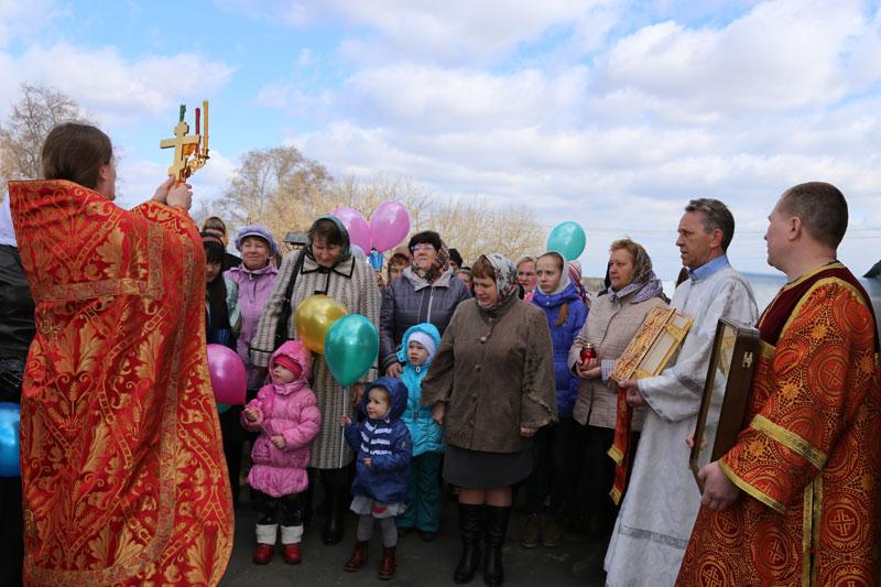 Детский пасхальный праздник 2015 года в Покровском храме