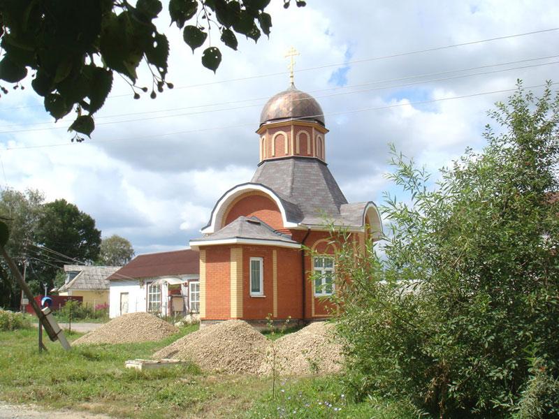 Смоленский храм д. Молитвино