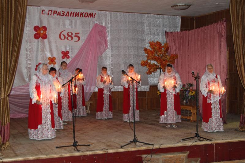 685-летие села Никульское и 115-летие со дня закладки Покровского храма
