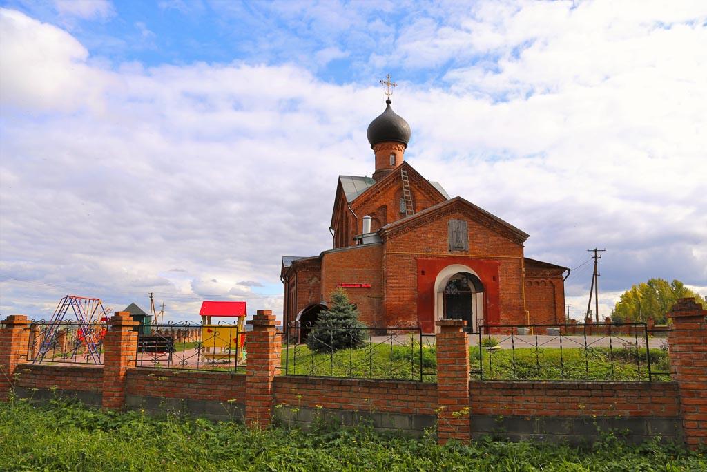 Престольный праздник в Покровском храме и День села Никульское 2016 года