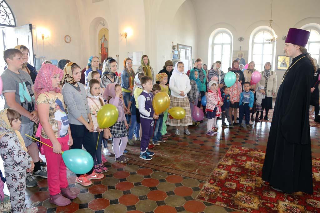 Светлая Седмица и Детский Пасхальный праздник 2016 года